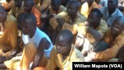 Acusados de ataques em Cabo Delgado, Moçambique