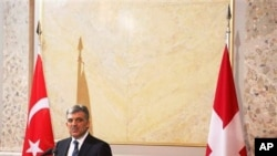 Turkey's President Abdullah Gul (file photo)