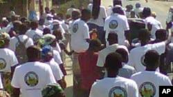 Campanha eleitoral, Quelimane
