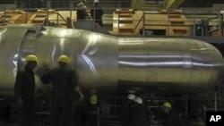 伊朗的布什尔核反应堆