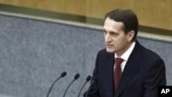 روس: وزیر اعظم کا قریبی ساتھی، اسپیکر منتخب