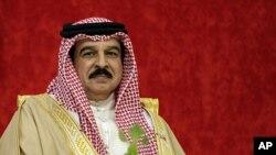 Bahrain's King Hamed bin Isa Al Khalifa (file photo)
