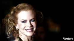 Coincide el reconocimiento con el estreno de la más reciente película de Nicole Kidman, The Paperboy dirigida por Lee Daniels.
