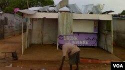 Deslojados da Ilha de Luanda