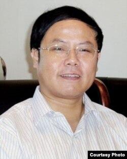 中国政法大学刑法学教授洪道德