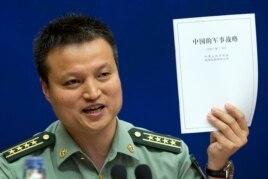 Báo cáo quốc phòng của Trung Quốc tái khẳng định đường hướng quả quyết hơn của Bắc Kinh trong việc bảo vệ quốc phòng.