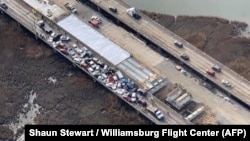 22 декабря 2019 года туман и гололедица привели в Вирджинии к цепной реакции и массовому столкновению машин. В результате аварии, в которой участвовали почти 70 транспортных средств, были госпитализированы свыше 50 человек