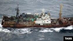 Ruski ribarski brod