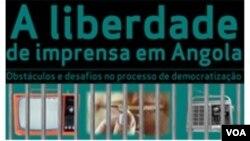 Angola livro a liberdade de imprensa em Angola