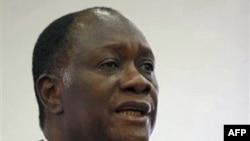 Tổng thống Côte d'Ivoire được quốc tế công nhận, ông Alassane Ouattara