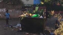 Autarca moçambicano não corta barba enquanto cidade tiver lixo