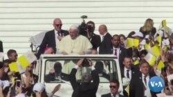 Papa Francisko Yasozereye Urugendo Rwiwe i Abu Dhabi