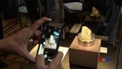 全球第14大鑽石拍賣成交