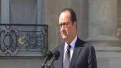 法國派軍事小組赴馬里保護客機殘骸