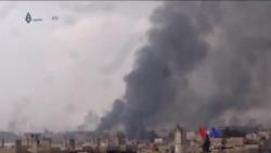 敘政府軍反擊突襲首都反叛武裝(粵語)