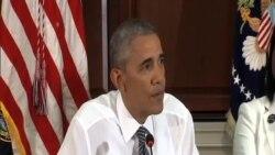 奧巴馬總統呼籲民眾獻計獻策 改善族裔關係