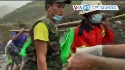 Manchetes mundo 3 julho: Mais mortes em Mianmar devido a deslizamento em mina de jade
