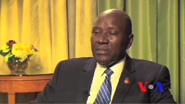 Interview du Premier ministre ivoirien Daniel Kablan Duncan