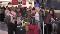 تعطیلات سال نو و افزایش سفرهای شهروندان آمریکایی