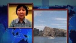 VOA连线: 日本签署钓鱼岛购买合同