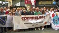 Srebrenitza Katliamı 26'ncı Yılında İzmir'de Anıldı