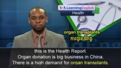 China Stopped Using Organs from Executed Prisoners