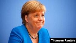 Ангела Меркель (архивное фото)