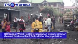 VOA60 Africa - Fears Growing Congo's Ebola Could Spread to Neighboring Countries