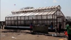 'Solar Tent' Is More Effective Way to Dry, Preserve Fish in Malawi