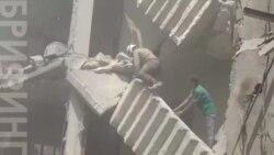 Ситуация в Сирии вновь обострилась после ряда авиаударов по Алеппо