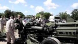 美国称亚太军力再平衡势头加快