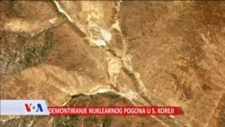 Do kraja sedmice bit će demontiran nuklearni pogon u Sjevernoj Koreji