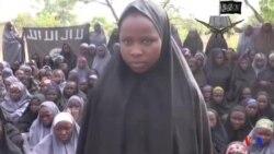 Manifestations au Nigeria pour réclamer la libération des lycéennes de Chibok (vidéo)
