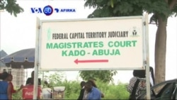 VOA60 AFIRKA: NIGERIA Alkalai Za Su Yi Wani Zaman Gaggawa Bayan Da Hukumar Tsaro Ta Farin Kaya Wato SSS Ta Tsare Wasu Alkalai