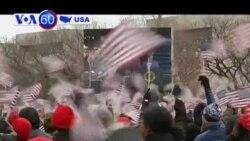 Lễ hội ăn mừng ngày nhậm chức Tổng thống Obama