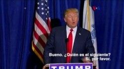 Trump pelea con influyente periodista hispano