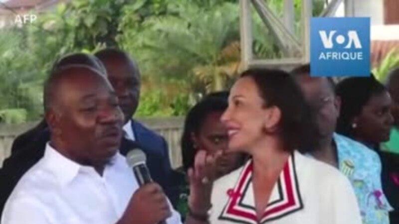 """""""Je serai toujours là"""" déclare le président gabonais Ali Bongo"""