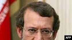 İran parlamentinin sədri Azərbaycanda səfərdədir