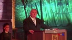 以總理:想毀滅以色列者自己將被毀滅 (粵語)
