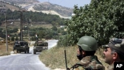 叙利亚军队到达吉斯尔舒古尔