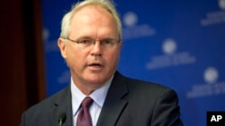 U.S. Ambassador Christopher Hill