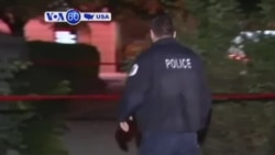 VOA60 America - Chicago: 6 year old boy accidentally shot and killed his 2 year old brother