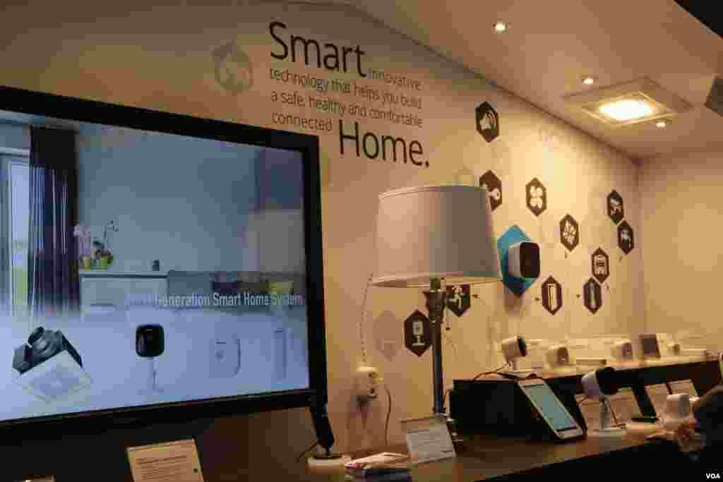 نمایشگاه محصولات الکترونیکی CES نسل بعدی خانه های هوشمند که در آن سیستم های ایمنی خانه با فناوری نوین همراه خواهد بود