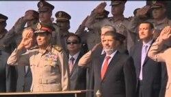 埃及總統命令軍方最高官員退役