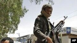 هلاکت هفت نفر در حملۀ هوایی یمن