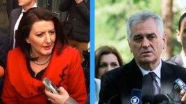 Jahjaga, Nikoliç, bashkë në takimin e Sllovakisë