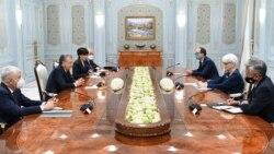 Toshkent, 4-oktabr, 2021