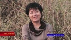 Sứ quán Czech kêu gọi phóng thích nhà hoạt động Nguyễn Thúy Hạnh