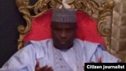 Gwamnan Sokoto Aminu Waziri Tambuwal