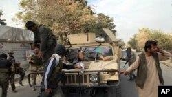 Según Médicos sin Fronteras tres miembros de su equipo murieron durante el ataque del sábado.